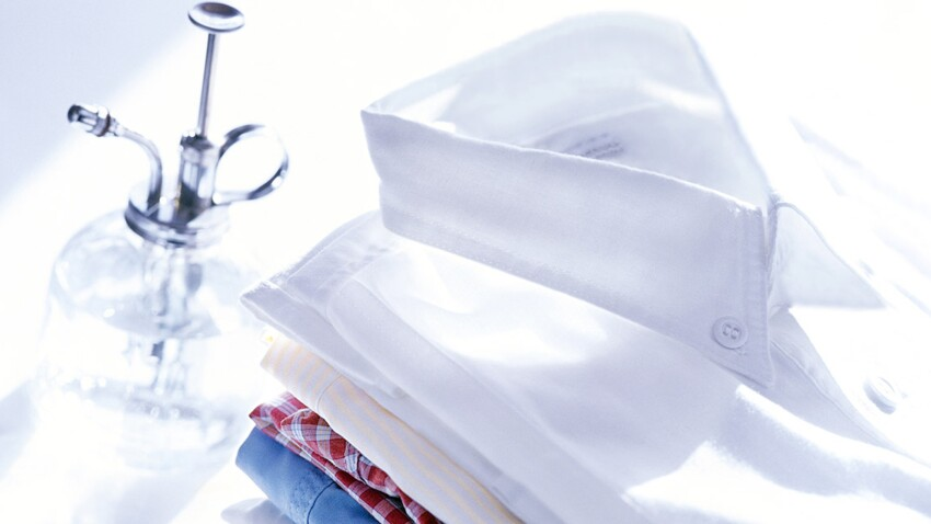 Comment repasser et plier une chemise facilement ?