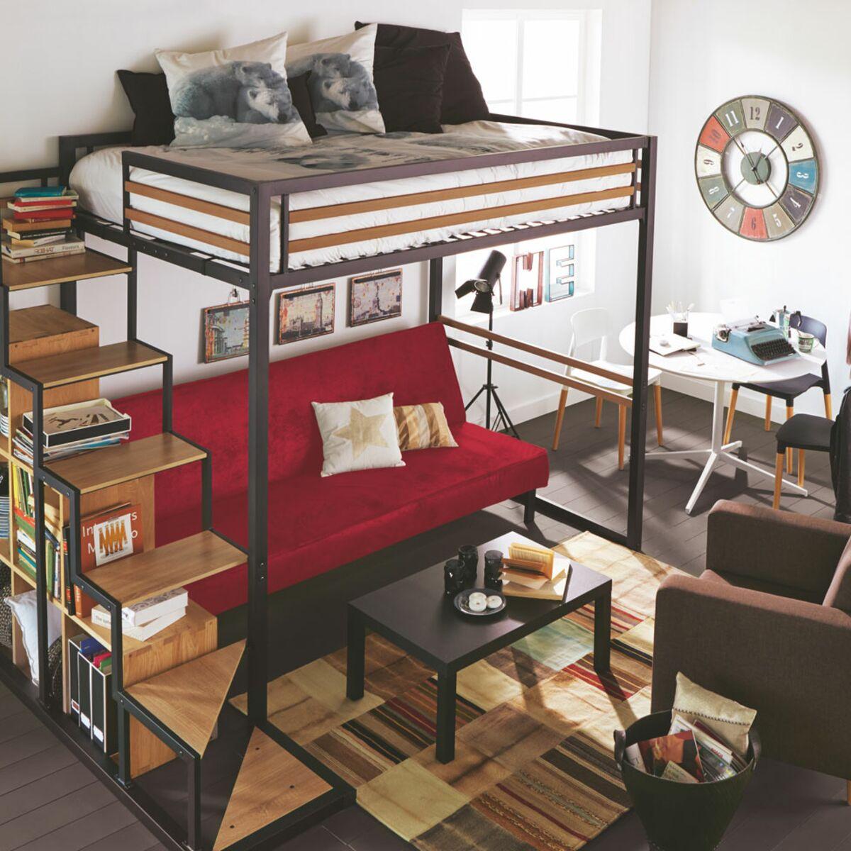 Meubler Son Studio Étudiant nos conseils pour aménager son logement étudiant : femme
