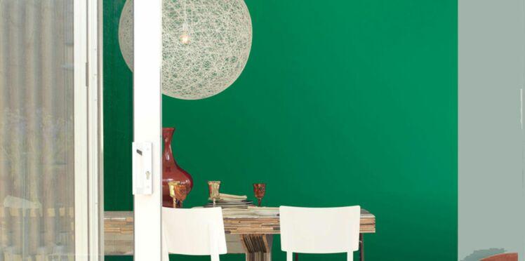 Conseils déco pour peindre un seul mur