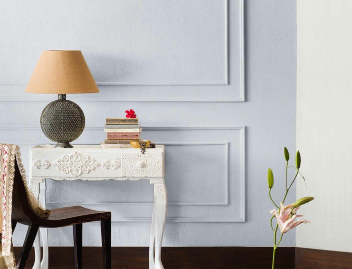 Peinture Blanche Dulux Valentine conseils déco pour utiliser le blanc en peinture : femme