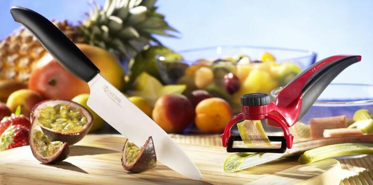 Couteaux en céramique : comment choisir ?