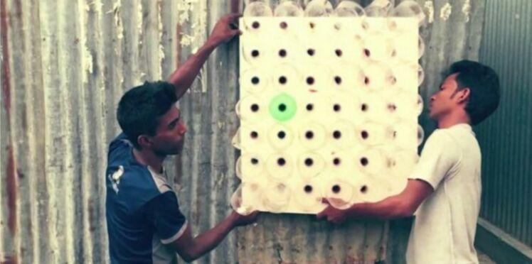 Un climatiseur gratuit, écolo et sans besoin d'électricité