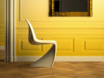 Pourquoi choisir du jaune pour mes murs ?