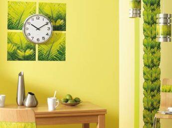 Pourquoi choisir du vert pour mes murs ?
