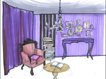 Mon salon boudoir