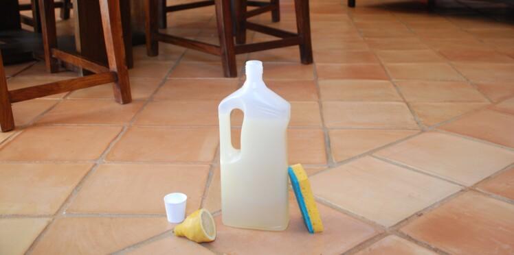 Nettoyant sol fait maison : la recette parfaite au savon noir