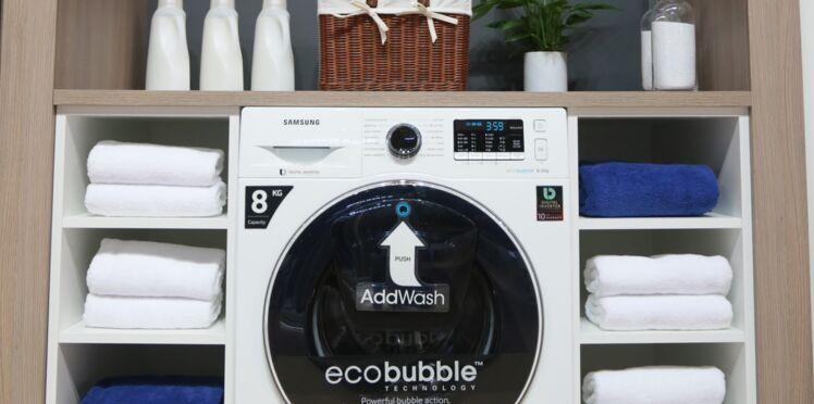 Un nouveau lave-linge pour se simplifier la tache
