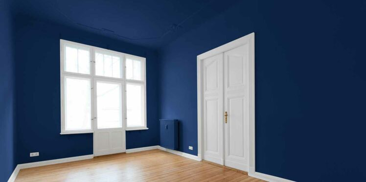 peindre un plafond comment s y prendre femme actuelle le mag. Black Bedroom Furniture Sets. Home Design Ideas