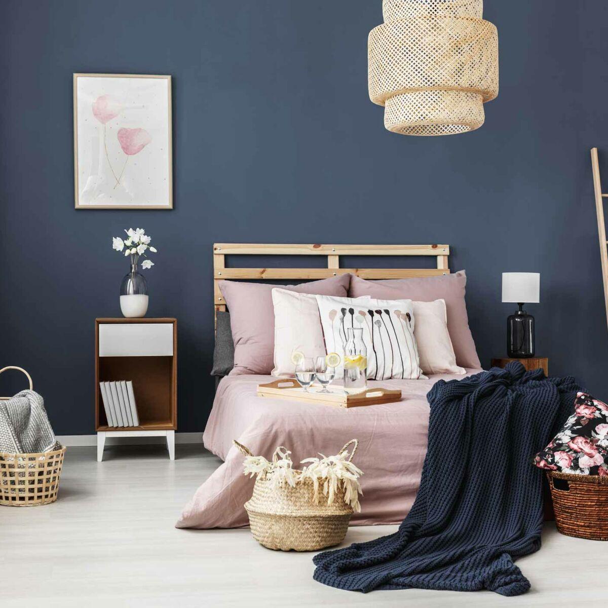 Quelle Couleur Choisir Pour Peindre Des Portes peinture de chambre : quelles couleurs et quelles finitions