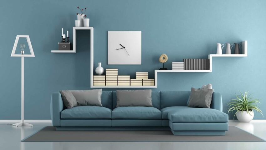Peinture du salon : comment trouver la bonne couleur ?