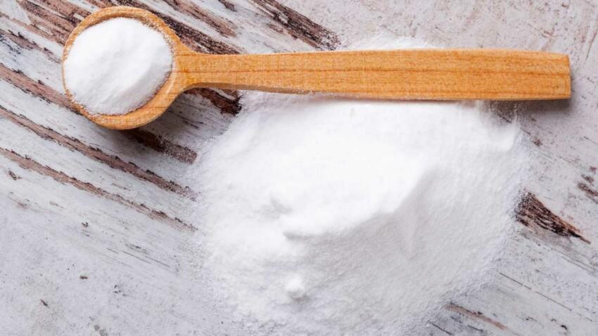 Le percarbonate de soude, un agent blanchissant naturel