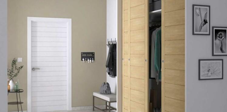 La porte coulissante de placard : elle a tout bon !