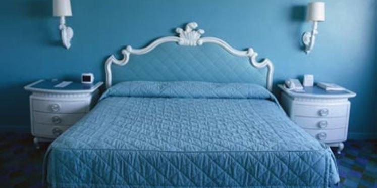 Pourquoi choisir du bleu pour mes murs ?