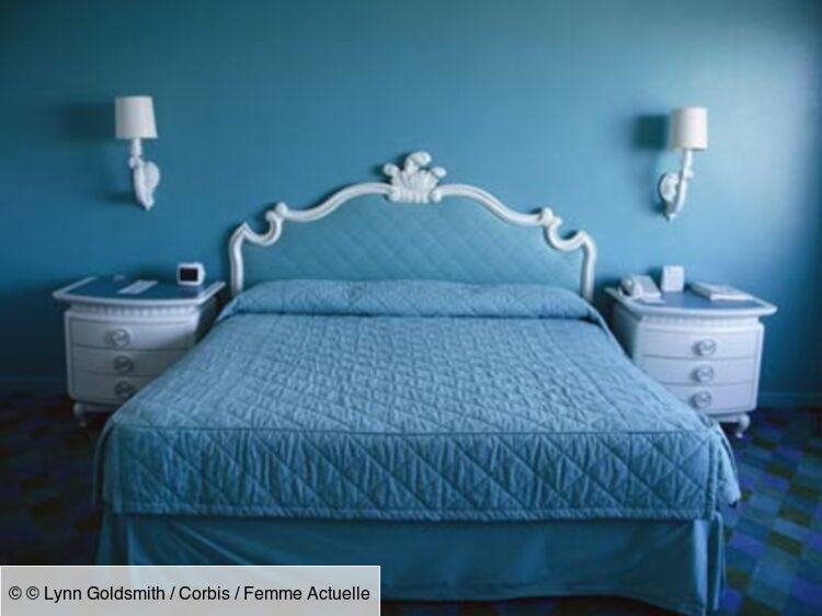 Pourquoi Choisir Du Bleu Pour Mes Murs Bleu Indigo Une