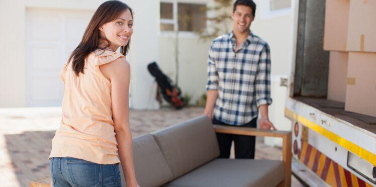 Prêt pour la vie à deux : comment s'organiser, où mettre le mobilier en double ?