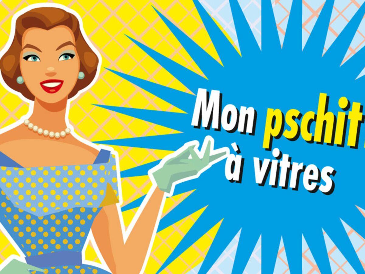 Mon Pschitt Maison Pour Nettoyer Les Vitres Sans Traces Femme Actuelle Le Mag