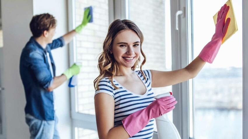 5 raisons qui vous feront adorer le ménage de printemps