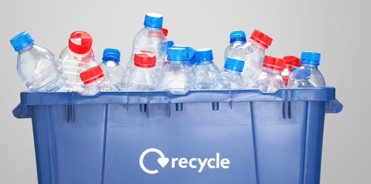 Recyclage du plastique : comment bouchons et bouteilles sont séparés à l'usine ?