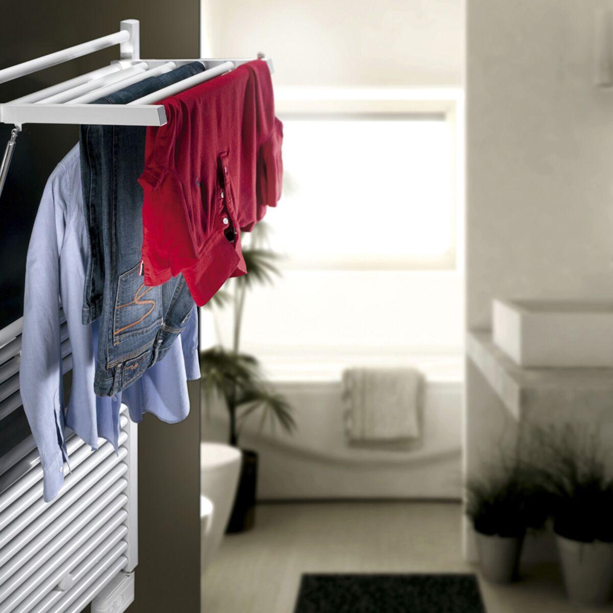 Comment Choisir La Puissance D Un Seche Serviette Electrique sèche-serviettes : comment le choisir : femme actuelle le mag