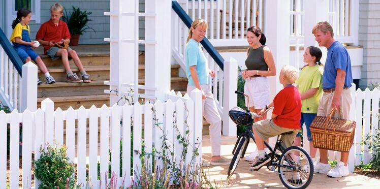 Top 10 des objets les plus échangés entre voisins