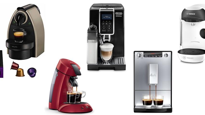 Top 5 des machines à café