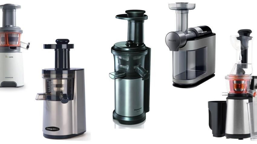 Comparatif des meilleurs extracteurs de jus