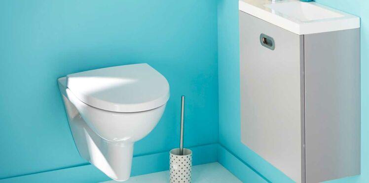WC suspendus, design et hygiéniques
