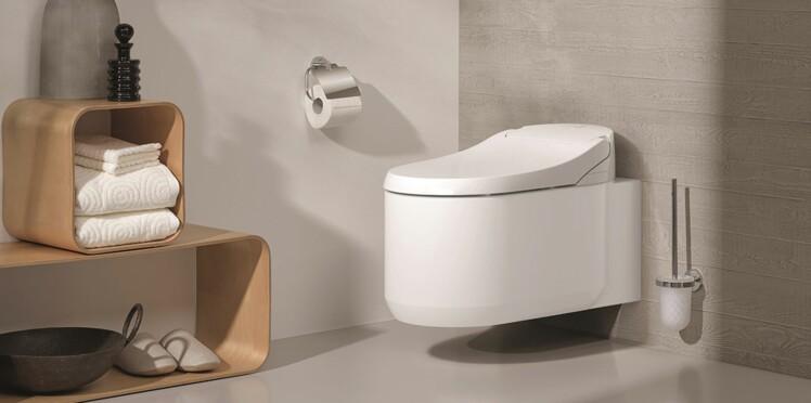 WC suspendus japonais : pourquoi on adore