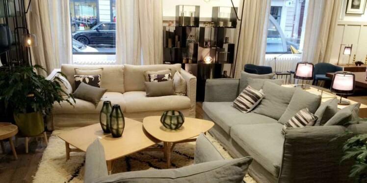 AM.PM ouvre un premier magasin-appartement à Paris