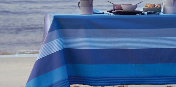 Bon plan : livraison gratuite sur le linge basque