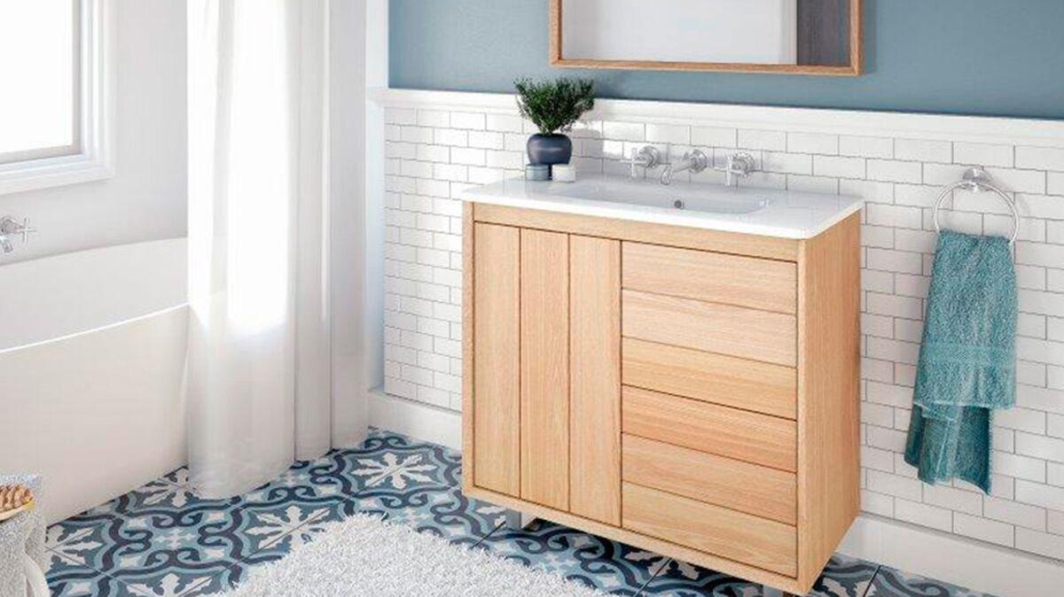 Moderniser Salle De Bain bon plan pour relooker sa salle de bain : femme actuelle le mag