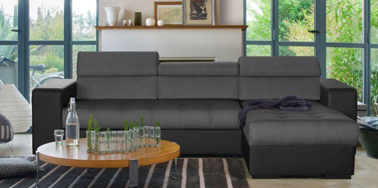 bon plan pour un canap convertible femme actuelle le mag. Black Bedroom Furniture Sets. Home Design Ideas