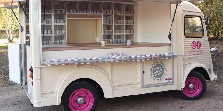 Les Bougies de Charroux lancent le 1er Candle Truck