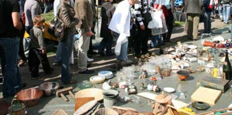 Braderie de Lille : vide-grenier géant les 4 et 5 septembre