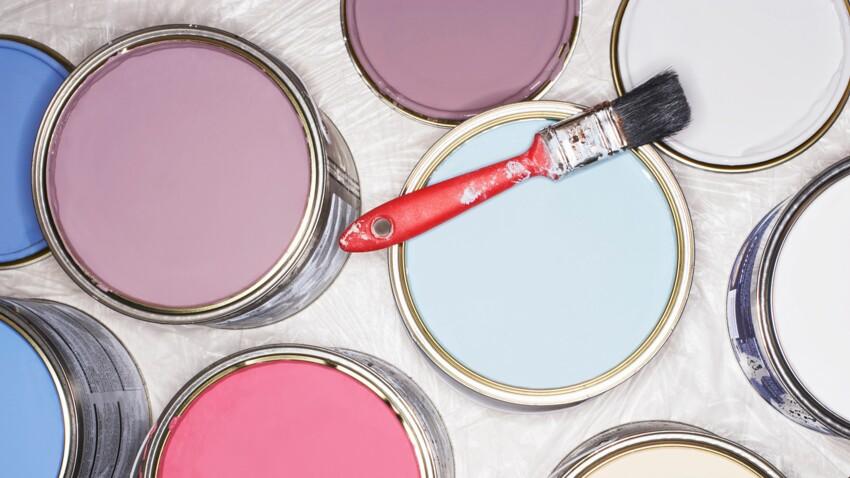 COV, allergènes, … Comment choisir une peinture moins polluante ?