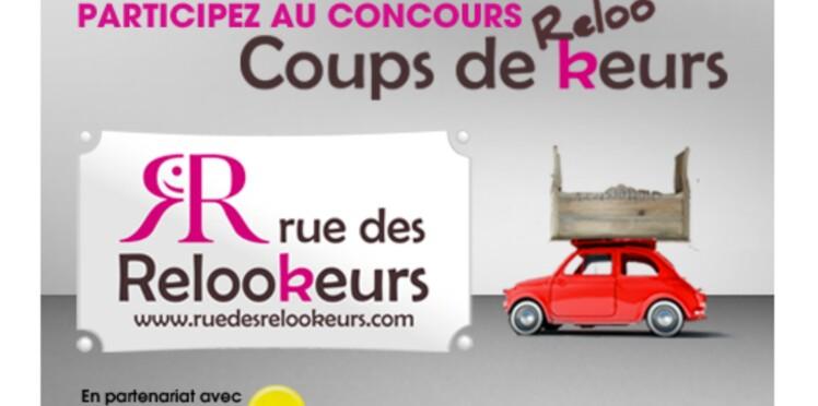 Concours Coups de Relookeurs