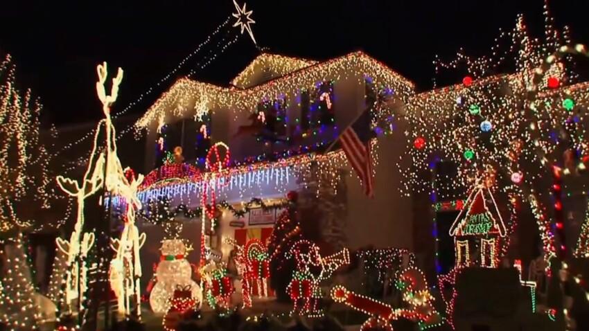 VIDÉO - Déco de Noël : les maisons les plus folles