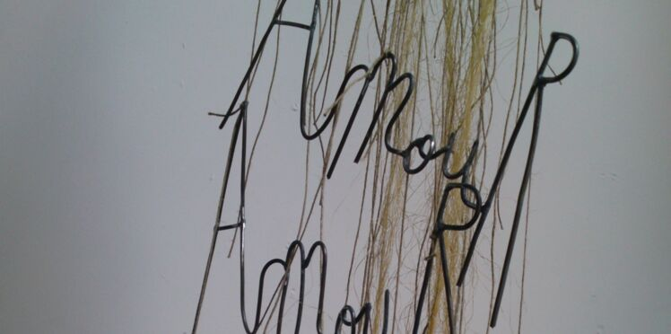 Des mots d'amour en fer