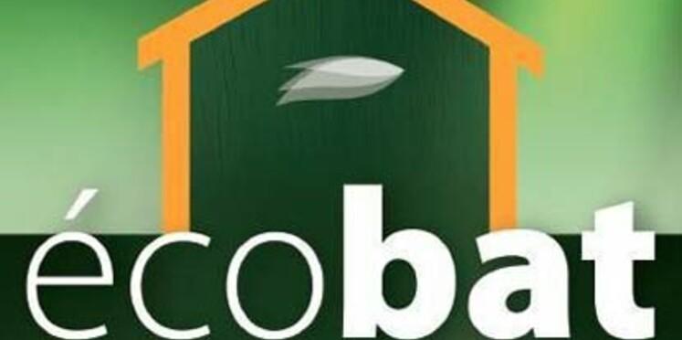 Ecobat : l'éco-construction s'expose à Paris
