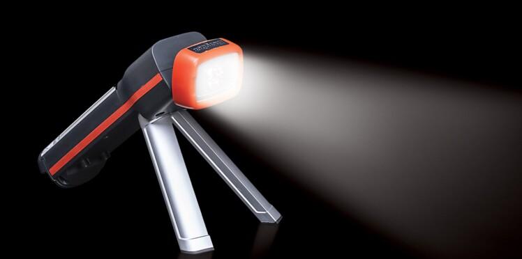 Energizer, la lampe de poche 2 en 1