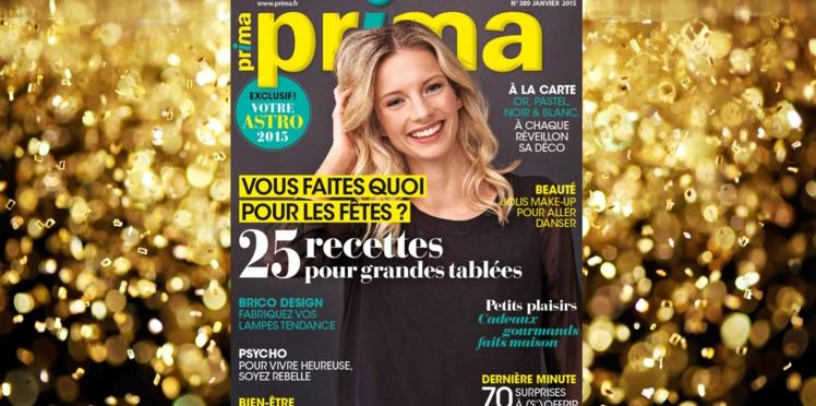 Gagnez un an d'abonnement à Prima