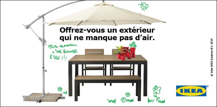 IKEA – Offrez-vous un extérieur qui ne manque pas d'air