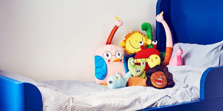 IKEA transforme les dessins d'enfants en véritables peluches