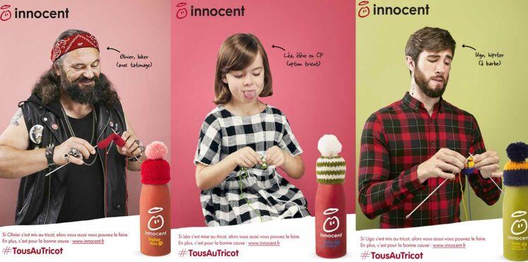Innocent recrute 500.000 tricoteurs de petits bonnets pour la bonne cause