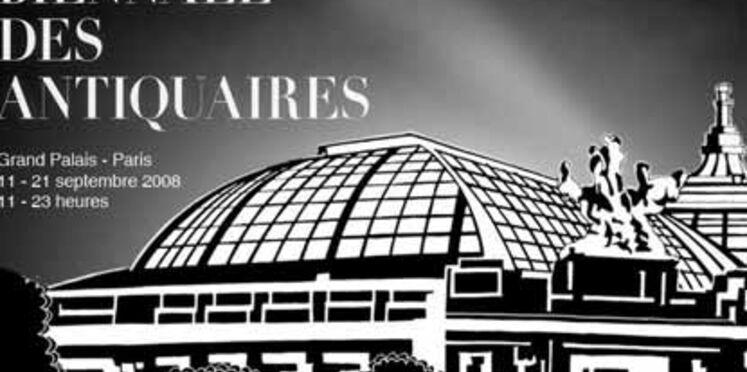La Biennale des Antiquaires ouvre ses portes jeudi au Grand Palais