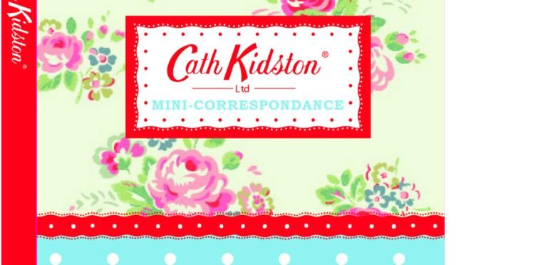 So british, la nouvelle gamme de papeterie signée Cath Kidston