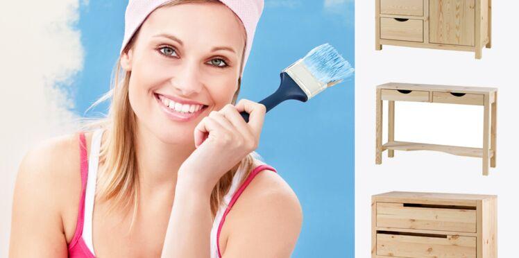 Livraison gratuite de meubles à peindre