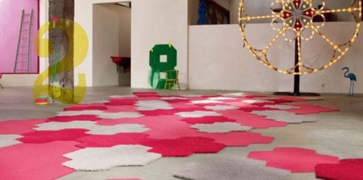 Ludique, le tapis puzzle