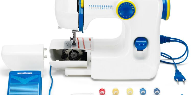 Sy, la machine à coudre Ikea