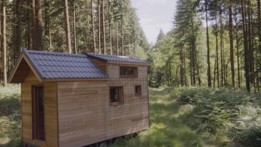 La Tiny House 100% écolo existe… et elle est française !